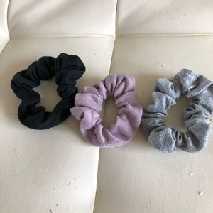 Like new H&M hairtie set of 3